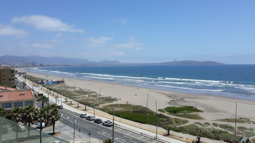 Departamento Frente al Mar, La Serena.