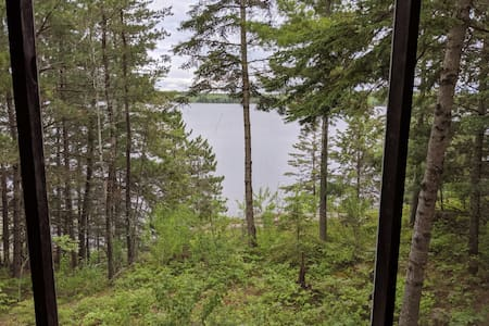 Lakeview Pines - Family cottage on Pistol Lake