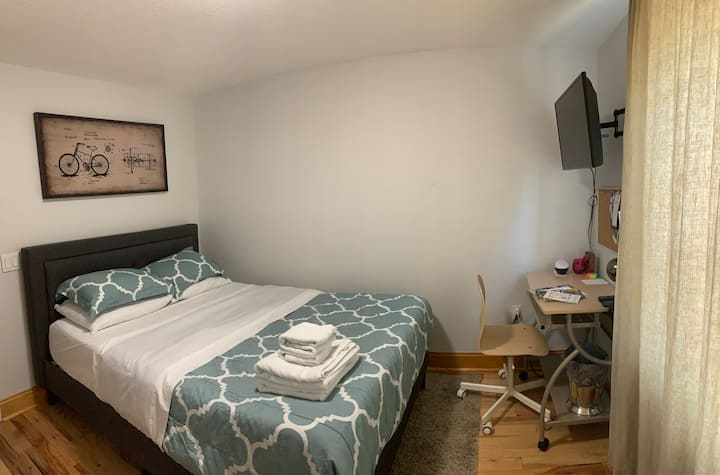 Private Room close to PITT/CMU/UPMC - FreeParking