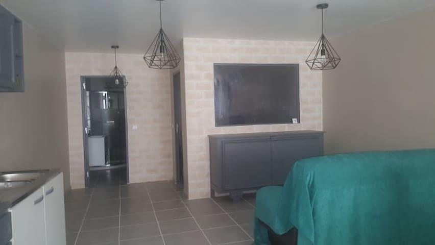 Charmant appartement au cœur du village