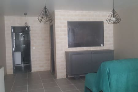 Charmant appartement au cœur du village