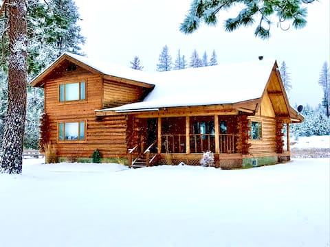 Timber House - Cozy Cabin