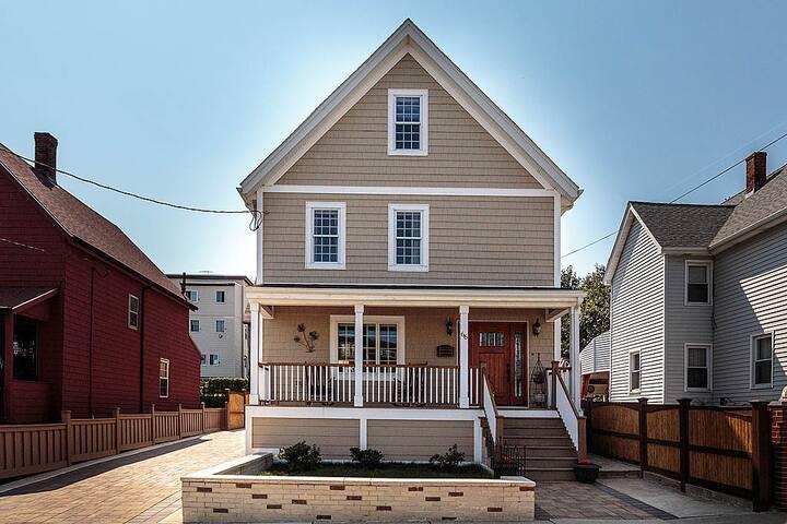 Charming Basement Studio Apartment! - Somerville - House