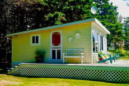 Waterfront Cottage on Beautiful PEI Red Sand Beach