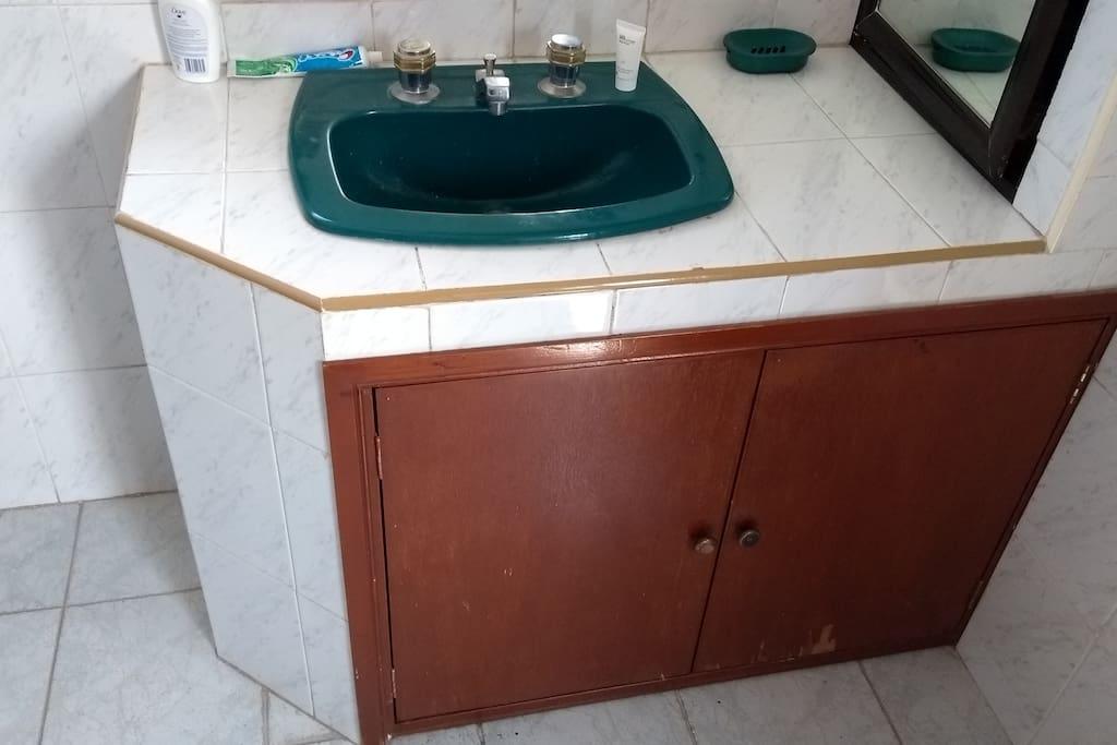Baño de Recamara 2