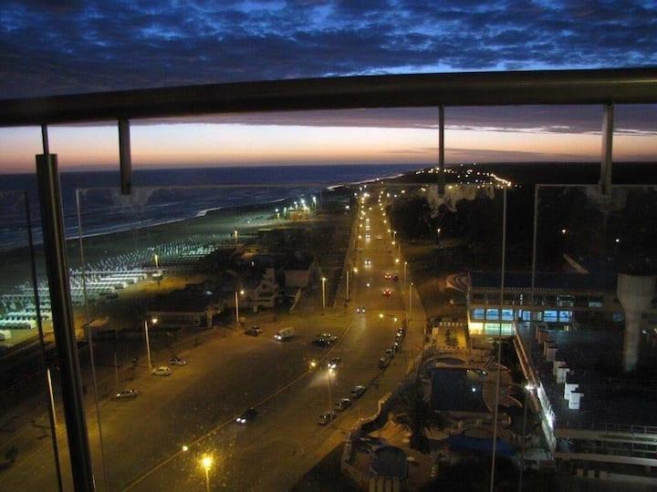 La mejor puesta del sol está en la playa Necochea