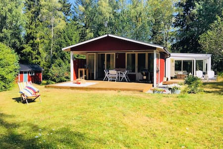Holiday retreat in Roslagen