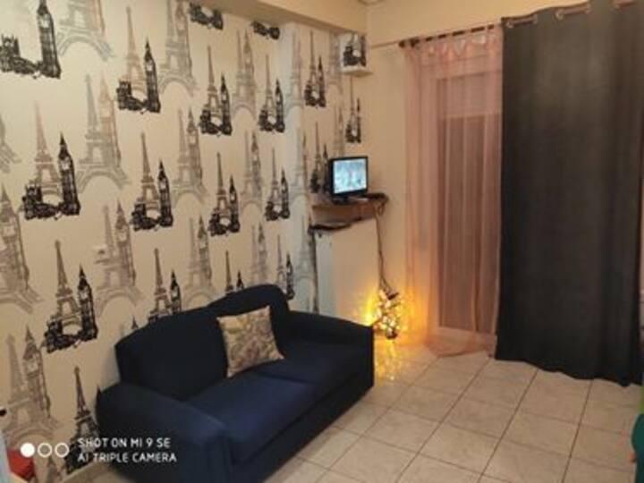 Άνετο διαμέρισμα δίπλα στο φρούριο