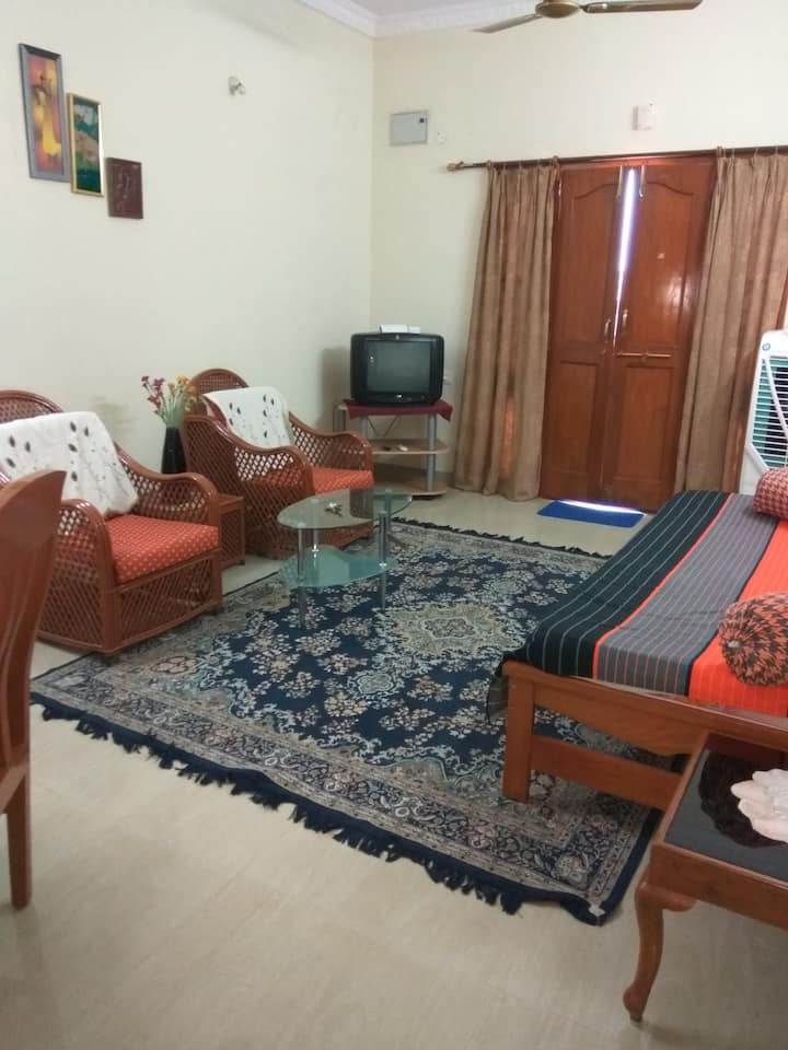 One bedroom Fully Furnished House
