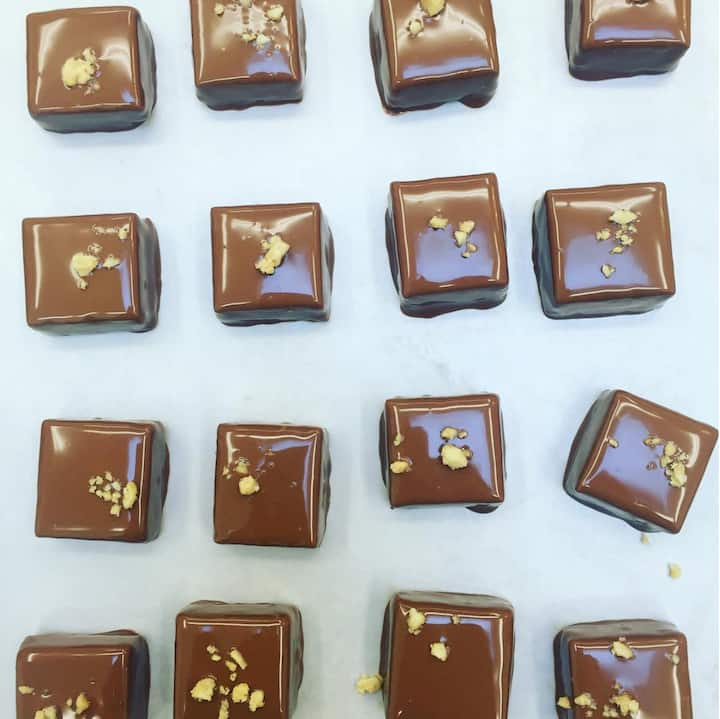 Melt's Famous Salted Pralines