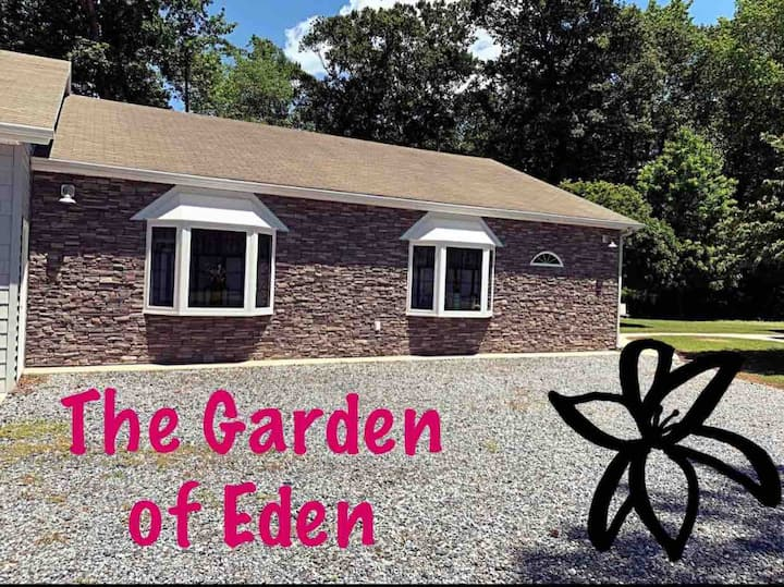 The Garden of Eden NEW off season rates, Book Now!