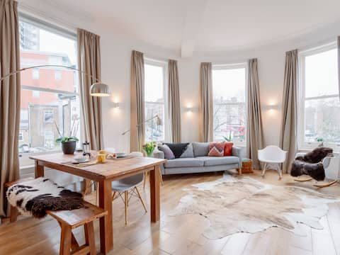 Beautiful 2BED Apartment 2min from Hampstead Heath