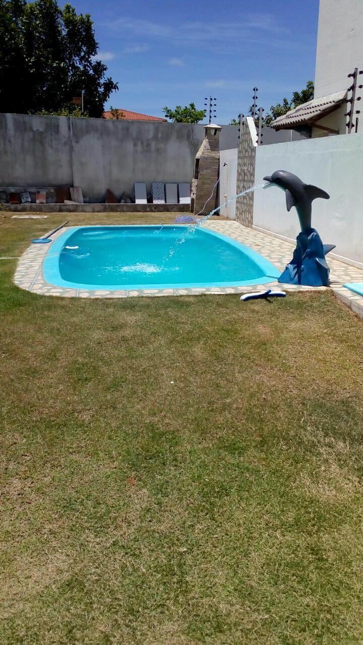 Casa Locação  Praia do Amor Conde João Pessoa -PB