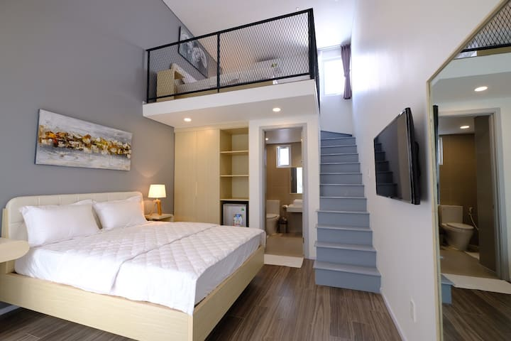 [Binh An Home] Beautiful 5-star Duplex @ Ben Thanh