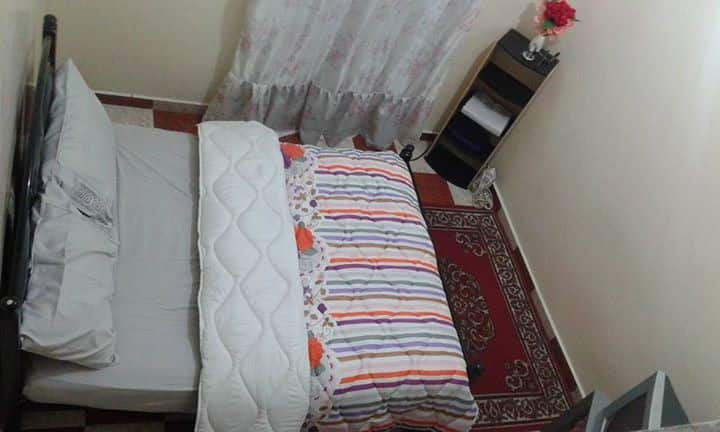 Furnished room at home in Gironde Casablanca