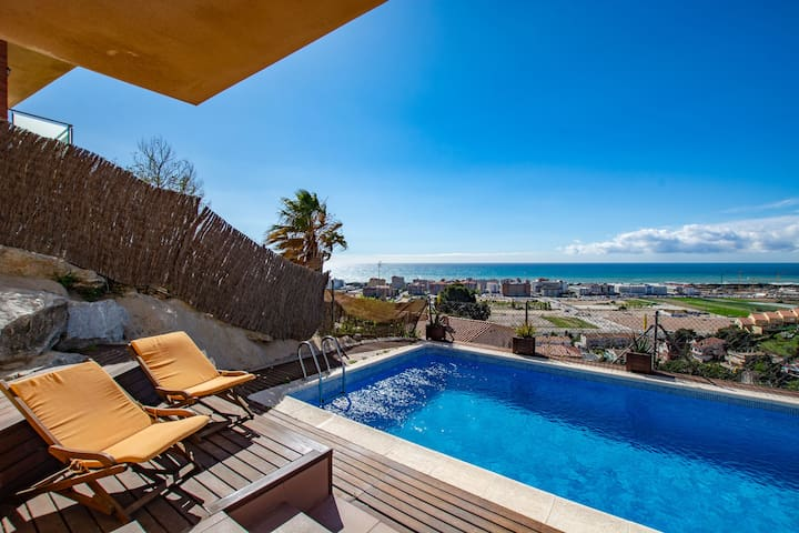 ★ CoastalVillas - Villa Miramar ★ panoramic views!