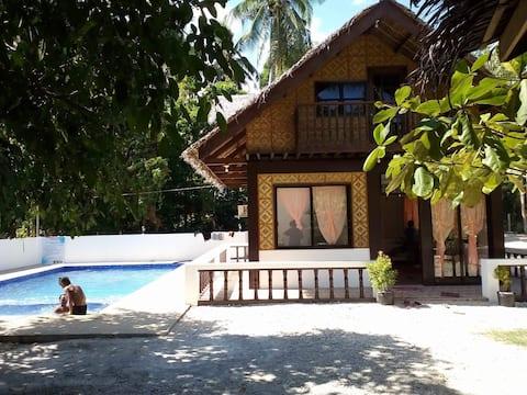 Lila Bitoon Resthouse of Bohol