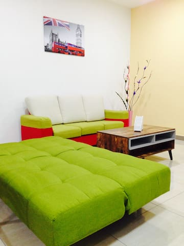 Octagon Ipoh Homestay - Ipoh - Apartment