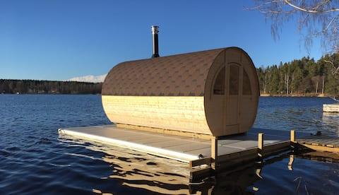 Plynulá sauna