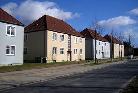 Zimmer mit grünem Ausblick! :) - Flensburg - Apartamento