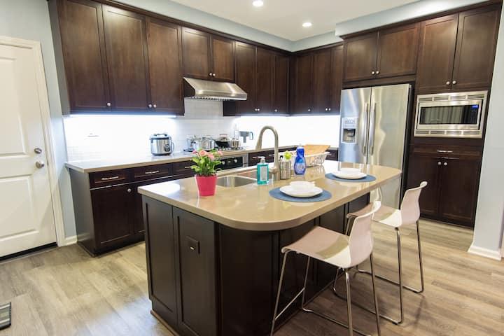 Irvine 3b3.5b clean, spacious entire house rent