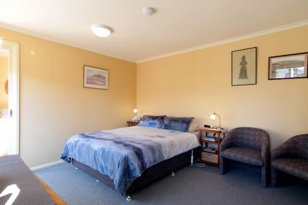 The Delightful Ditty House - West Hobart - Alpstuga