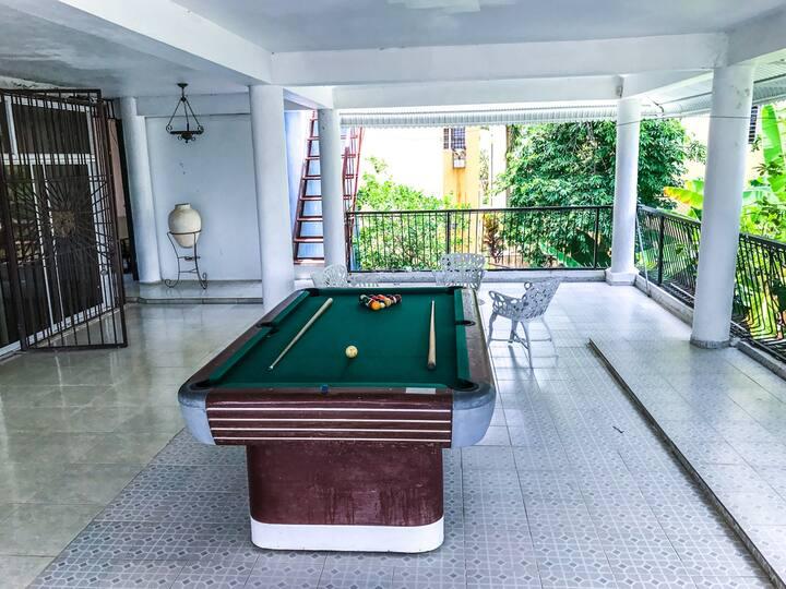 Habitaciones privadas en excelente casa