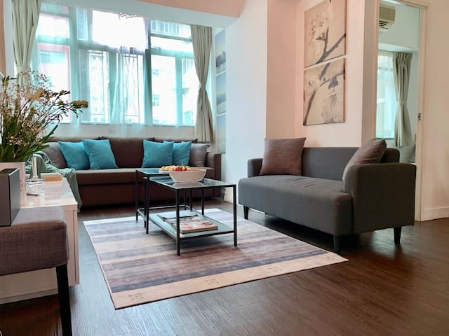 WOW! 4BEDR/5BEDS/2BATHROOM KOWLOON/at YMT subway