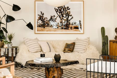 Stylish Pioneertown Desert Retreat ~ 15 Acres