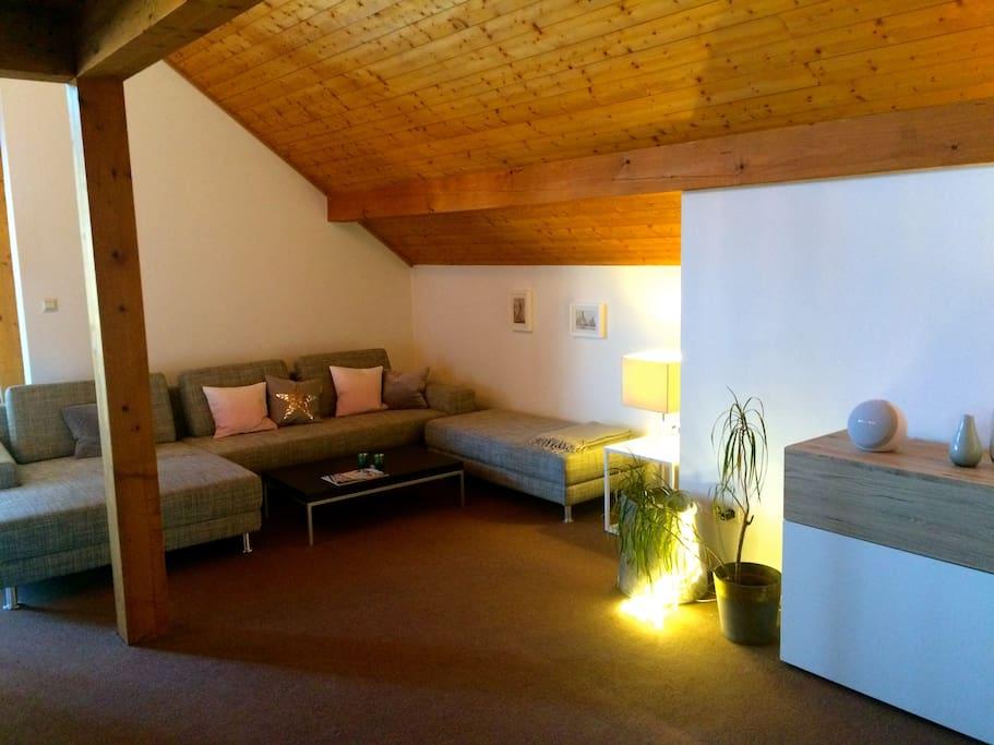 luxuri se galeriewohnung wohnungen zur miete in. Black Bedroom Furniture Sets. Home Design Ideas