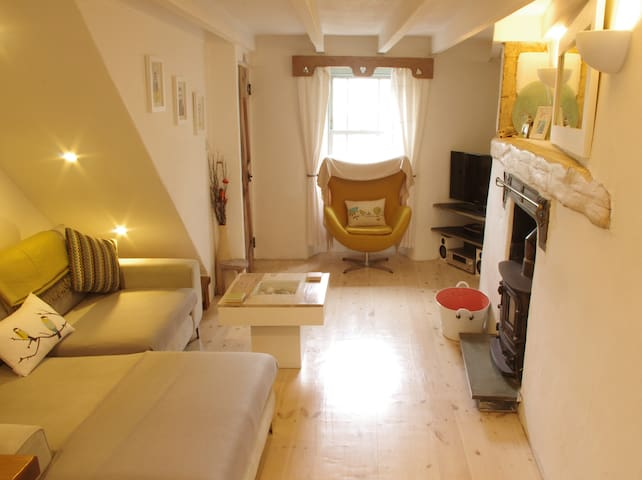 Beautiful idyllic Cornish Cottage - Saint Newlyn East - House
