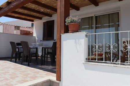 Nuovo Appartamento con ampia terrazza