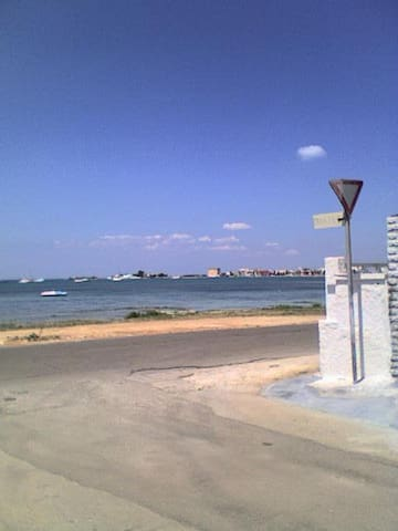 appartamento 50 metri dal mare - Porto Cesareo - Huoneisto