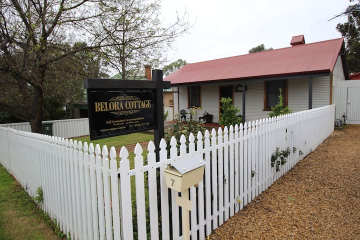 Belora Cottage ( Pet friendly) - McLaren Vale - House