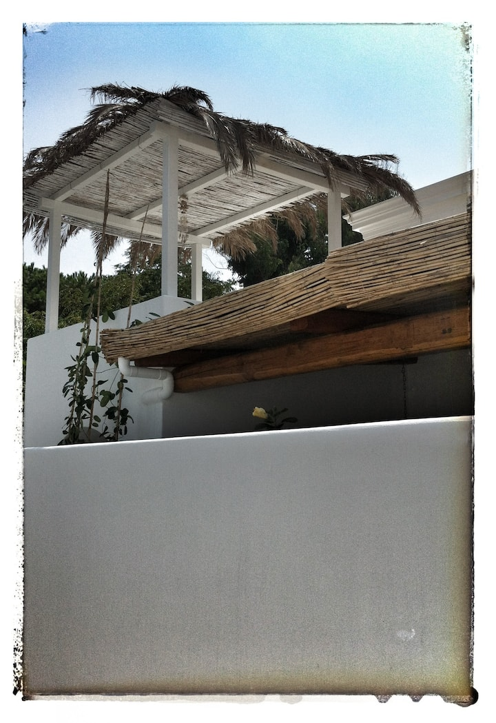 Casa Ariel, Piscità, Stromboli