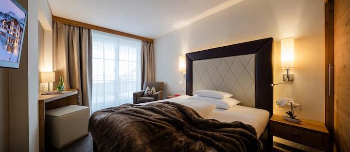 Hotel direkt am Skilift - Doppelzimmer 20 m²