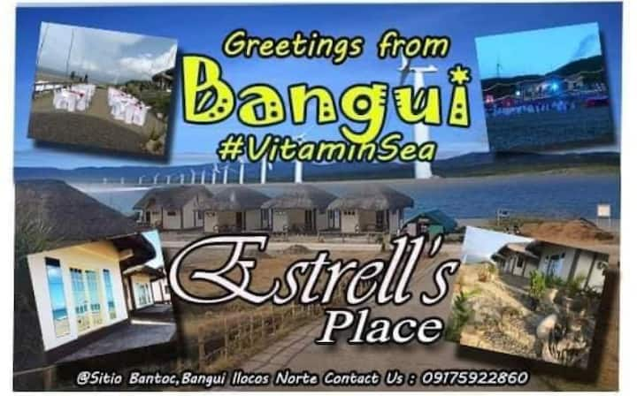 Your scenic place in Bangui by the sea