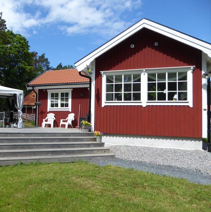 Hus på sjötomt i Roslagen, Norrtälje
