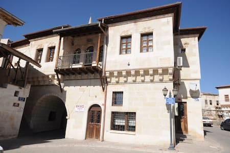 Old Ottoman Mansion in Cappadocia - Avanos