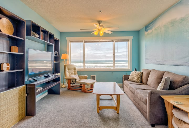 Orion Seaquest-Ocean front property!