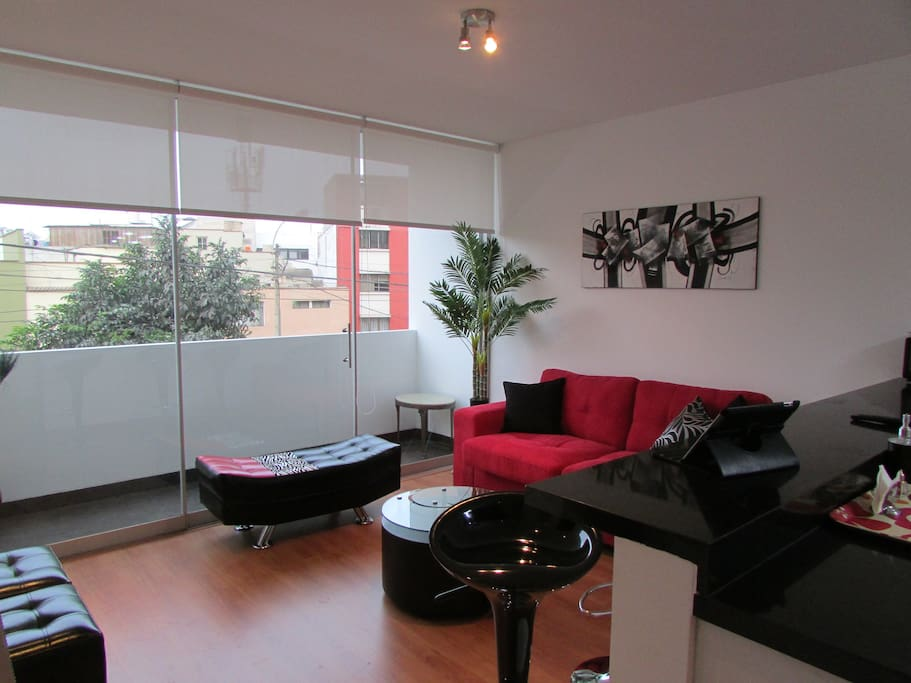 Excellent apt miraflores barranco appartements louer for Meuble barancio