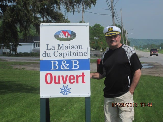 La Maison du Capitaine - Quebec - Talo