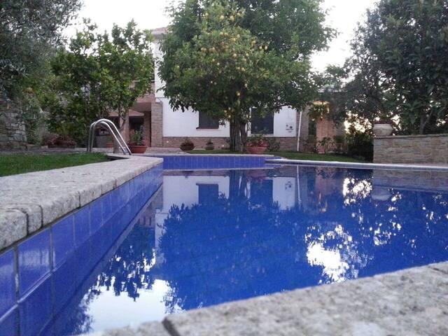 BILOCALE CON PISCINA NEL CILENTO / relax in villa - Santa Maria - Pis
