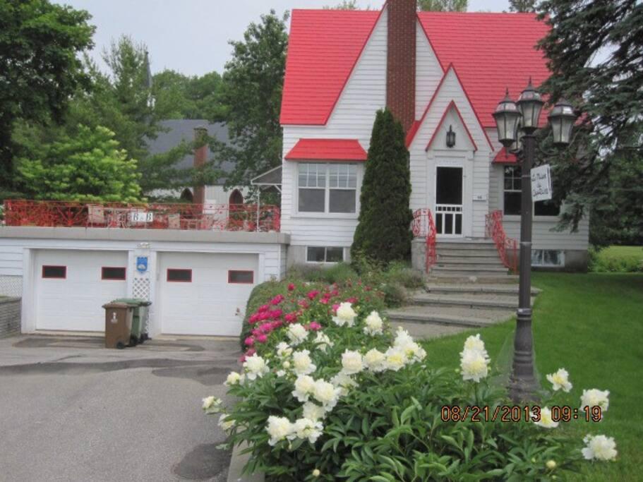 La maison du capitaine maisons louer qu bec qu bec canada for Canada maison a louer