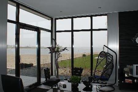 2 pers. Vakantiehuis aan strand (beach) Veluwemeer - Hulshorst - Nyaraló
