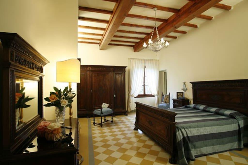 Camera Villa Bacìo