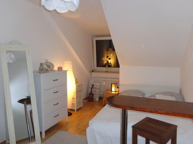 1-Zimmer Wohnung in München - Neuhausen