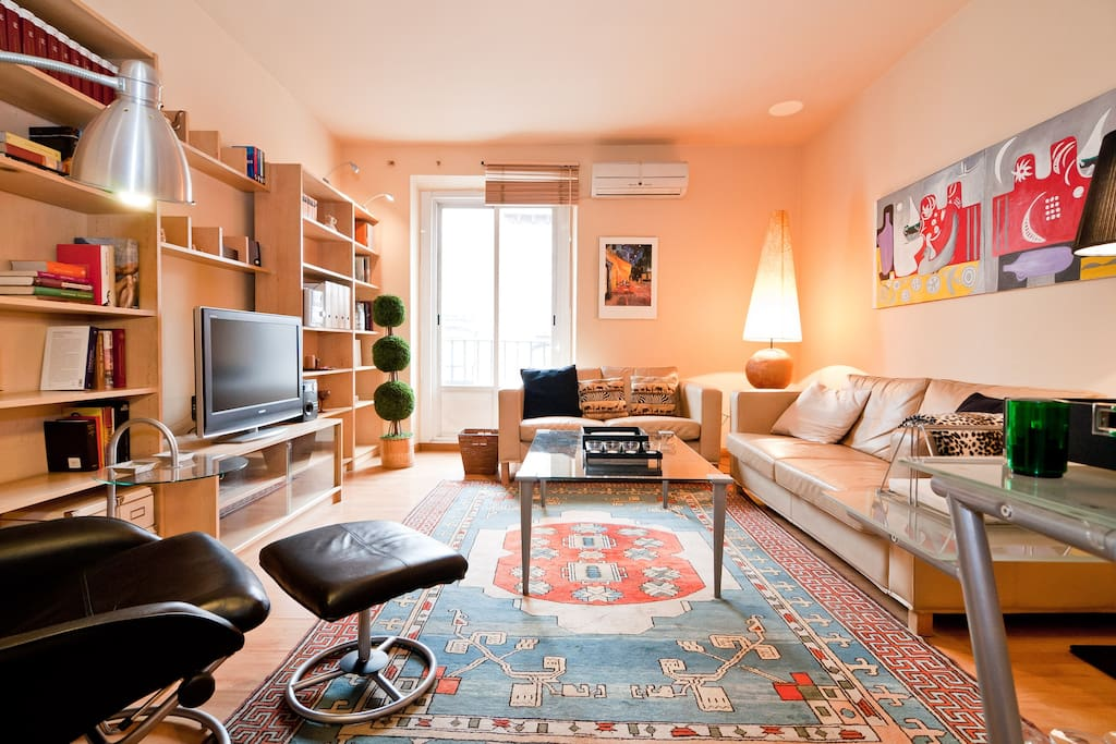 Madrid Apartment Atocha - Apartments for Rent in Madrid ...