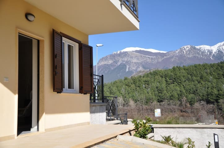Apartment 2 rooms Pollino's Park