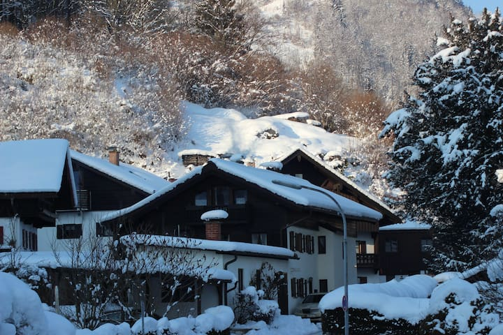 Nice&Cosy House in Bavarian Alps - Oberaudorf